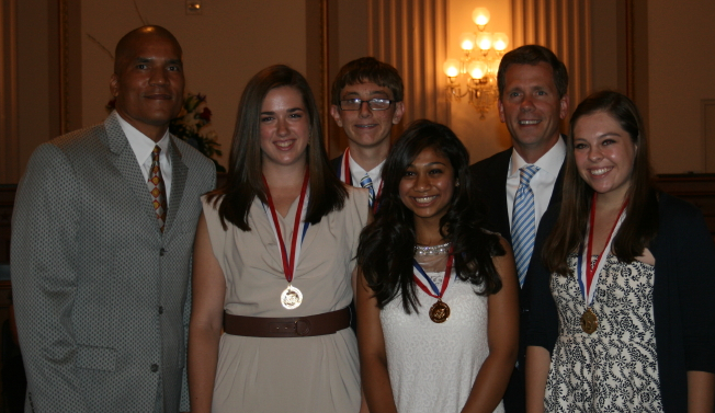 The Barstow School – Congressional Gold Award