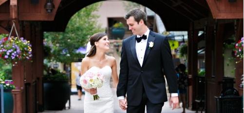 Congratulations, Mr. & Mrs. Sitomer!