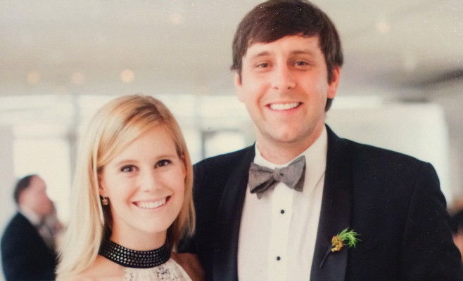 Congratulations, Madeline & David!