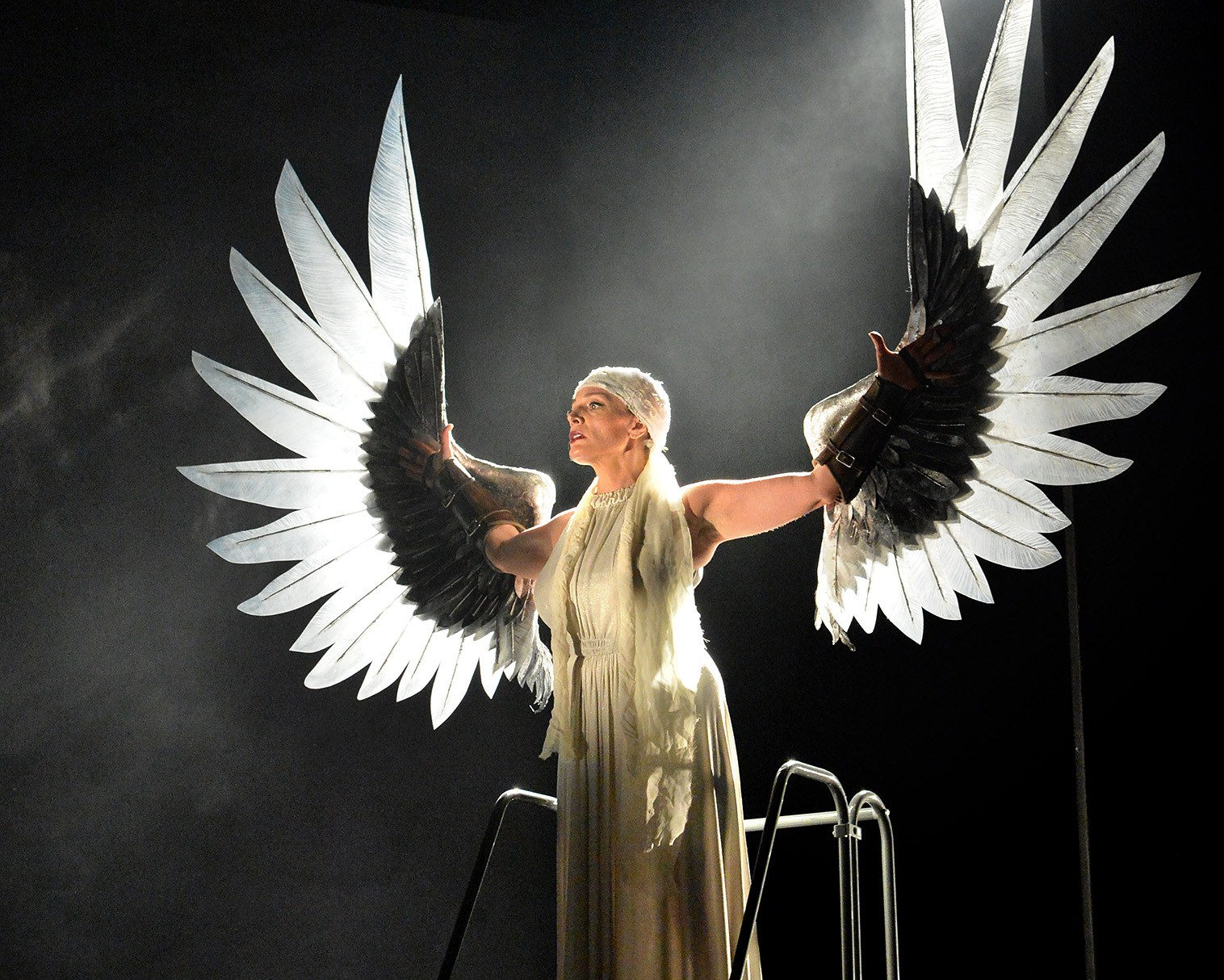 A HISTORY STILL BEING TOLD: KC Rep's 'Angels' lifts us from our smug seats and slaps us in the face