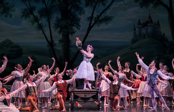 DECEPTION THAT KILLS: Ballet brings classic tale of love, betrayal and apotheosis to Kauffman Center