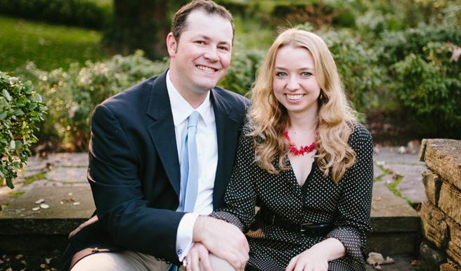 Congratulations, Lauren & Alexander!