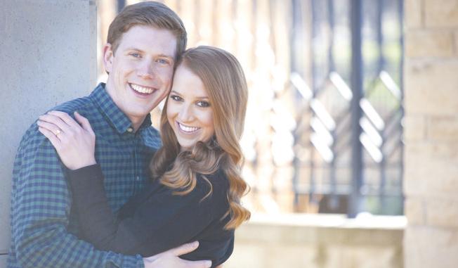 Congratulations, Erin & Paul!