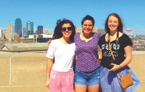 Vacation Vignette – Kansas City Staycation