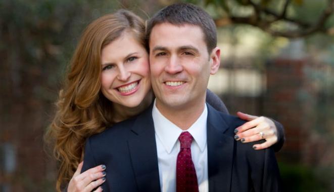 Congratulations, Laura & Daniel!