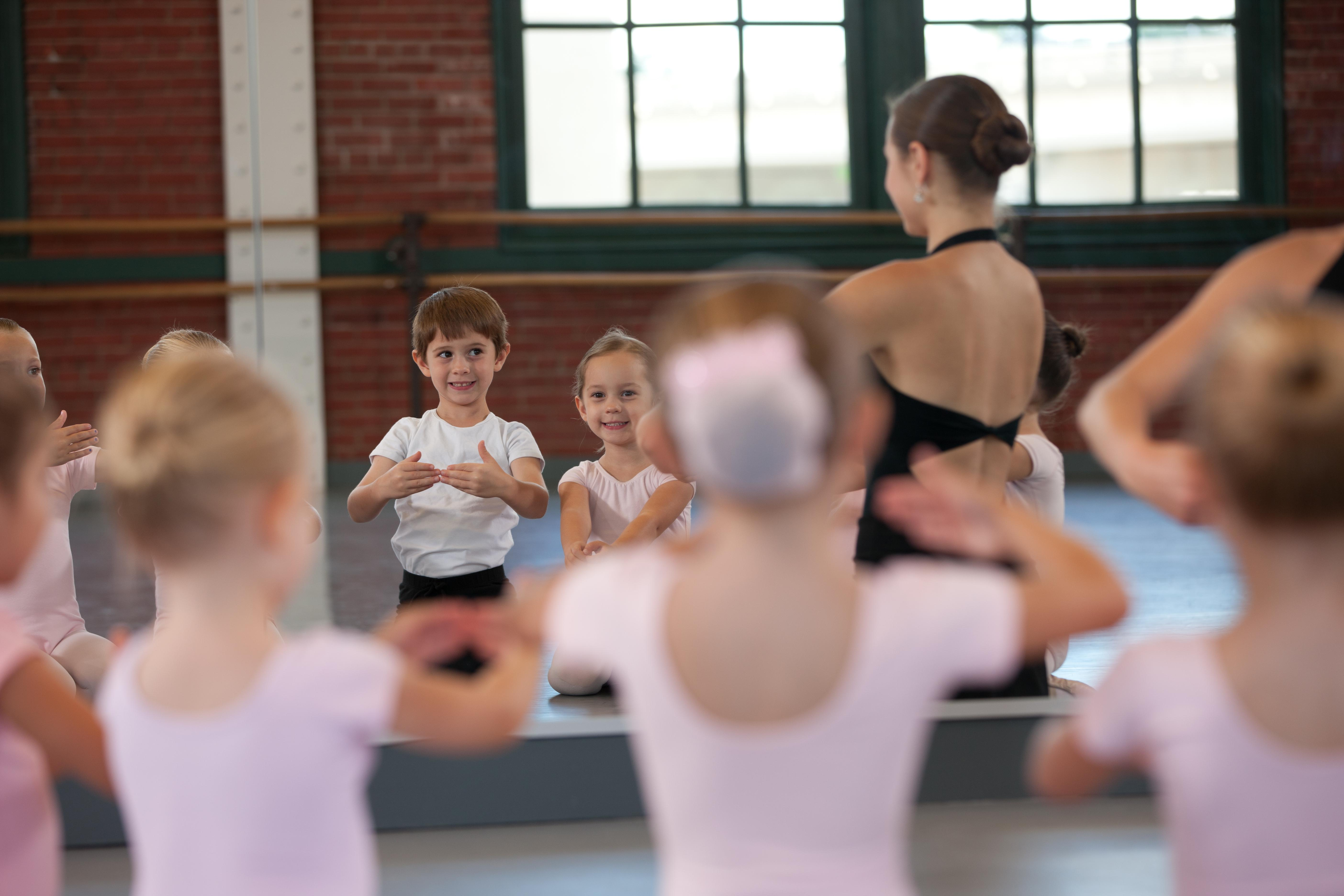THE ART OF BEING A KID: Performing-arts groups offer creative ways to expand your child's purview