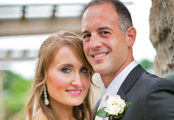 Congratulations, Mr. & Mrs. Stone!