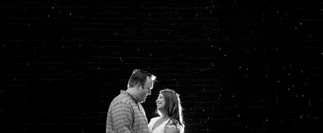 Congratulations, Mary & Kyle!
