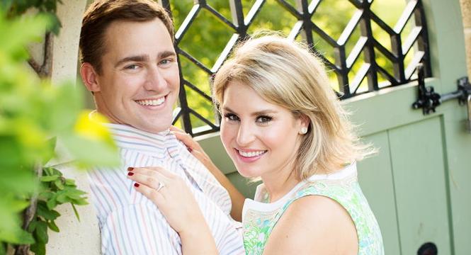 Congratulations, Amy & Matt!