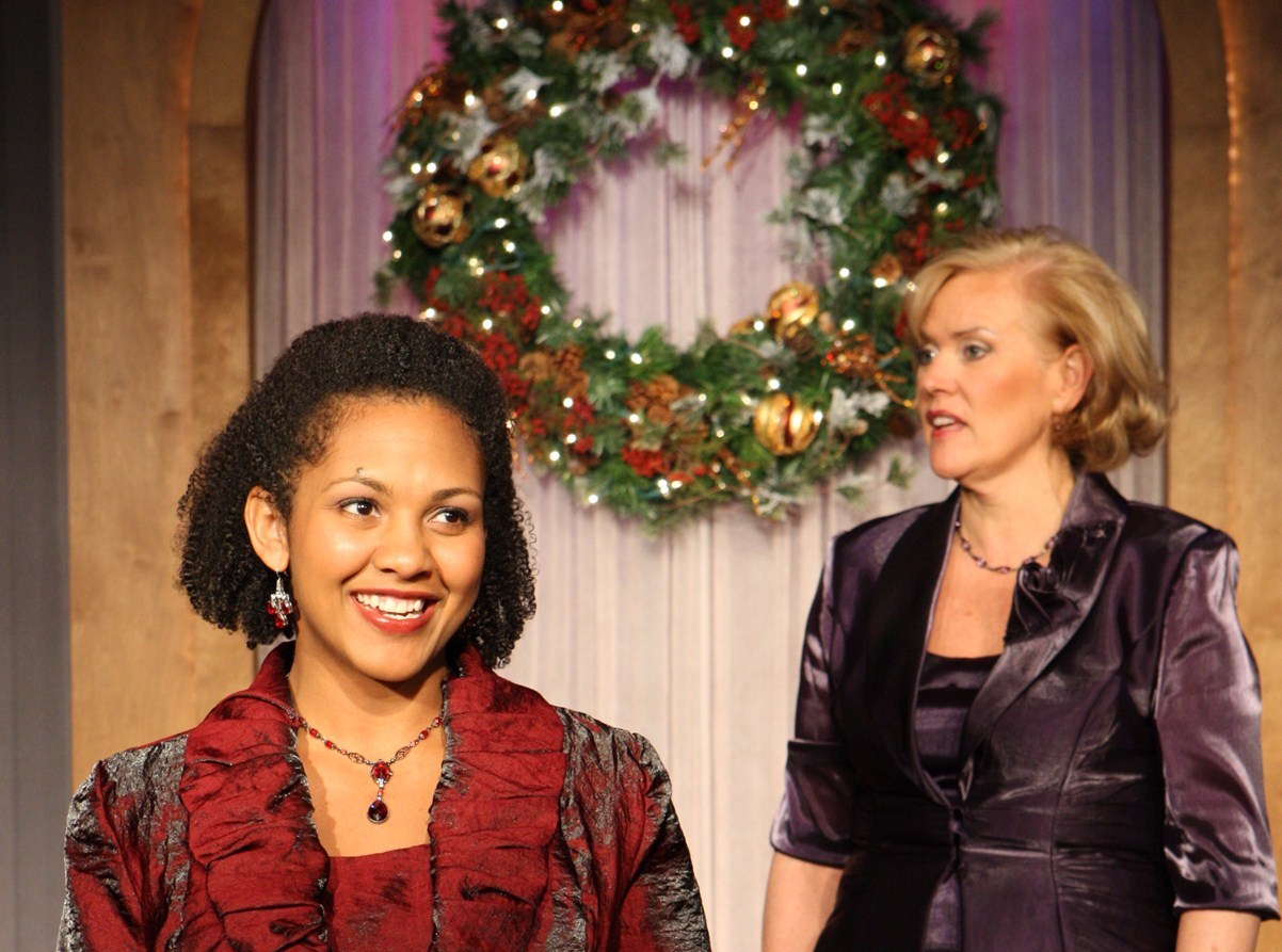 HOLY NIGHT, INDEED: Quality Hill Playhouse keeps holiday show alive with subtlety and sophistication
