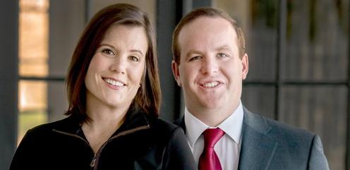 Congratulations, Lindsay & Niles!