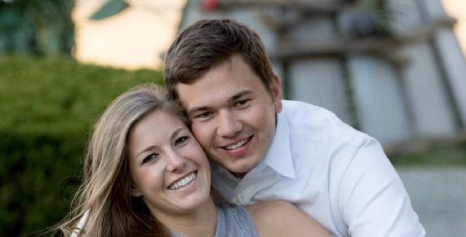 Congratulations, Molly & Brett!