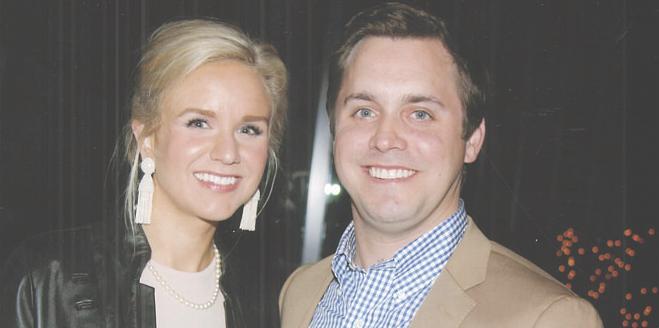 Congratulations, Elizabeth & Christopher!