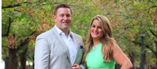 Congratulations, Molly & Eric!