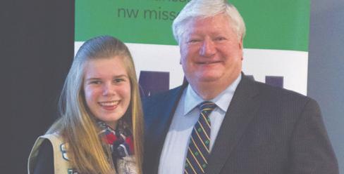 Girl Scouts of NE KS & NW MO – Testimonial