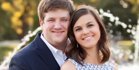 Congratulations, Nicole & Calvin!