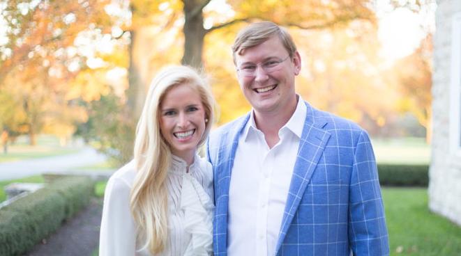 Congratulations, Katie & Trip!