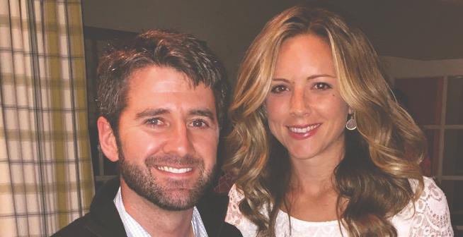 Congratulations, Emily & James!