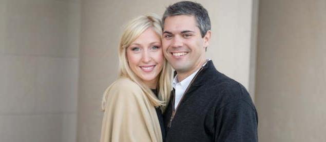 Congratulations, Ashley & William!