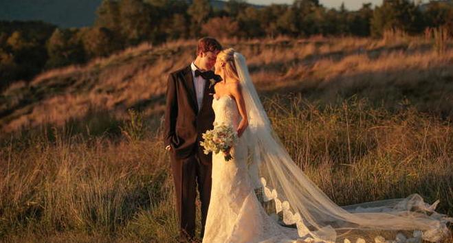 Congratulations, Mr. & Mrs. Armistead!