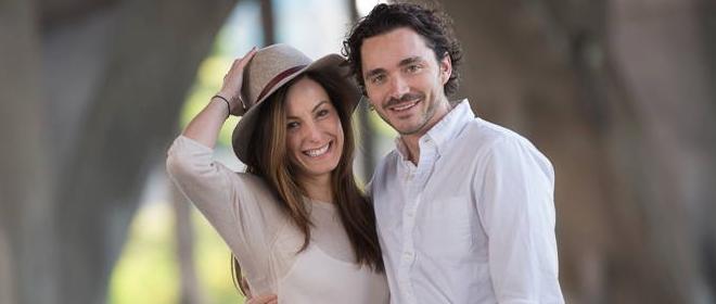 Congratulations, Anna & Troy!