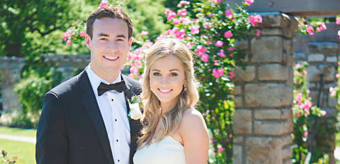 Congratulations, Mr. & Mrs. Vignatelli!