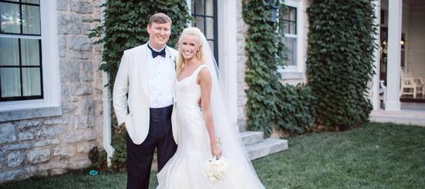 Congratulations, Mr. & Mrs. Mullen!