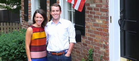 Congratulations, Maggie & Scott!