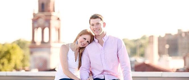 Congratulations, Linda & Matt!