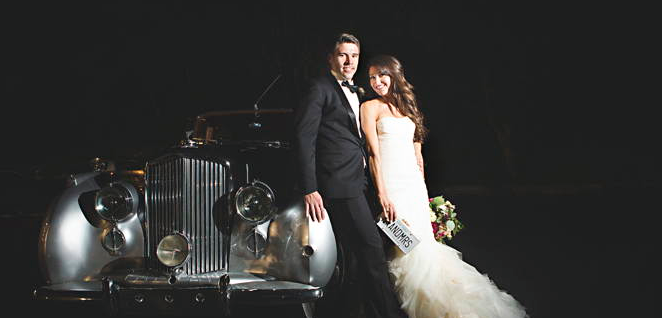 Congratulations, Mr. & Mrs. Langston!