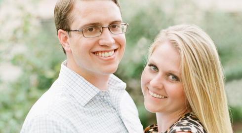 Congratulations, Lindsey & Dan!