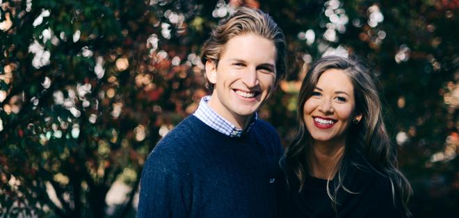 Congratulations, Mary Clare & Jeff!