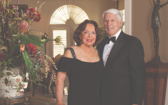The Symphony Ball – Anne and Howard Elsberry