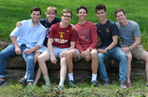 Off To College – Class of 2017