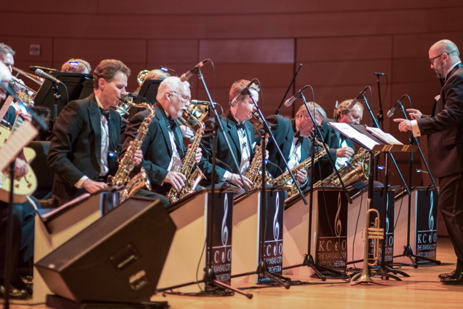 "Kansas City Jazz Orchestra – Gala 2017, ""Celebrating KC Jazz Legends"""