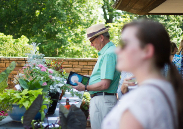 Powell Gardens – Under A Blue Moon: Garden Party and Rare Plant Auction
