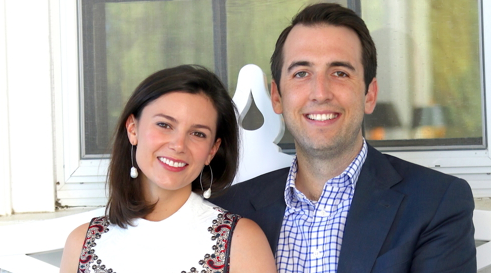 Congratulations, Claire & Will!