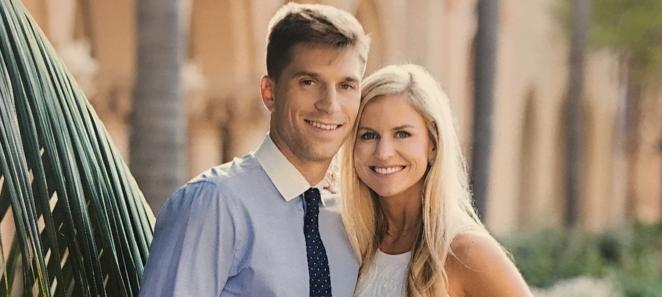 Congratulations, Carrie & Ryan!