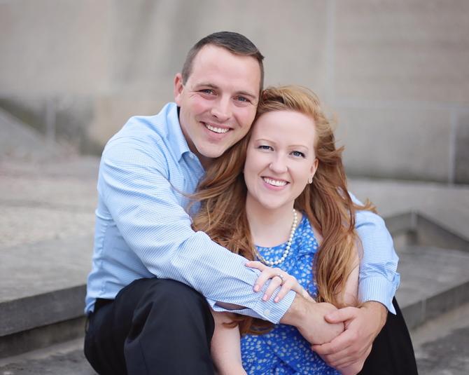 Congratulations, Victoria & Jon!