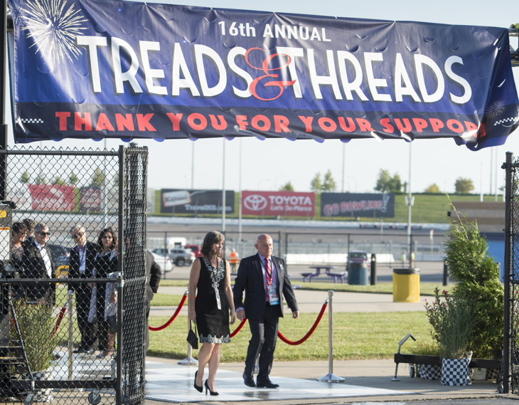 The University of Kansas Health System – Treads & Threads