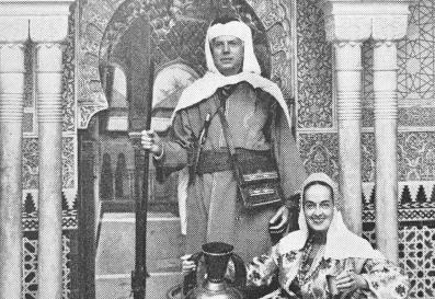 Ruth and Henry Koppang