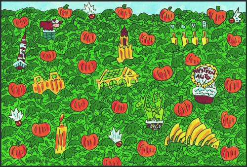 Independent-kc pumpkin patch