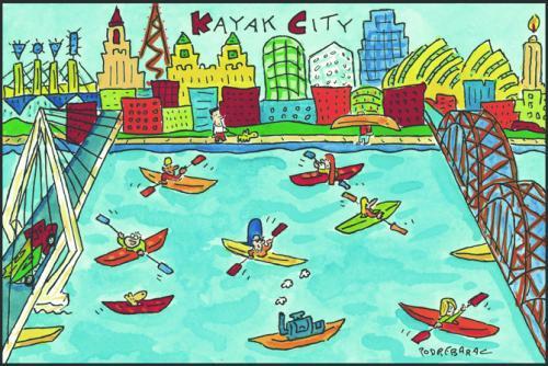 independent-Kayak City